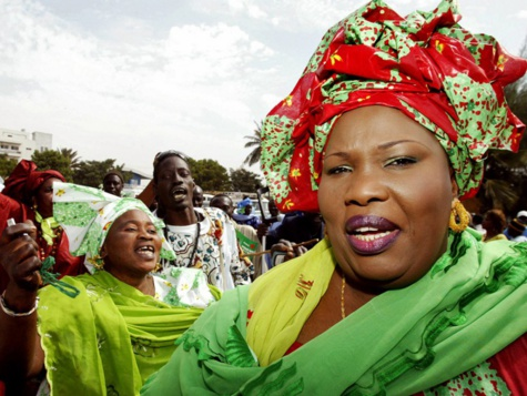 Aminata Mbengue Ndiaye devient N° 2 du PS
