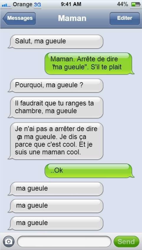 17 parents qui savent clairement mieux envoyer des textos que leurs enfants... Et peut-être même que vous !