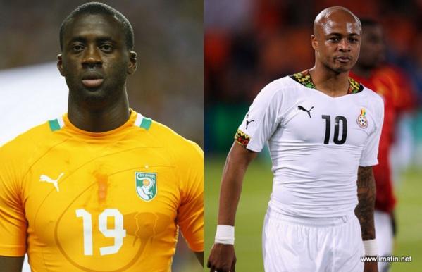 Suivez en Direct sur Leral.net la finale de la CAN: Ghana (0-0) Côte d'Ivoire) à partir de 19H GMT
