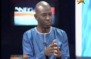 """Tounkara de la 2stv s'adresse au Président Macky Sall: """"Offrez votre patrimoine à la jeunesse sénégalaise"""""""