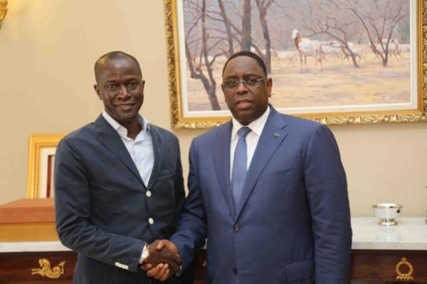 Yakham Mbaye :  » Entre Mbagnick Ndiaye et moi il n' y a aucun problème »
