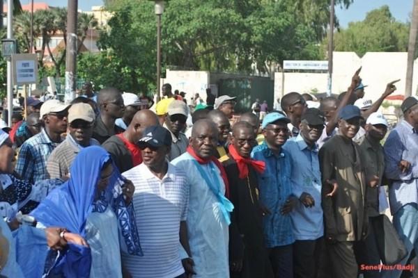"""Opération """"Fippu"""":  Après Dakar, Kébémer ouvre le bal de la """"Résistance face à l'oppression du Régime dictatorial de Macky Sall..."""""""