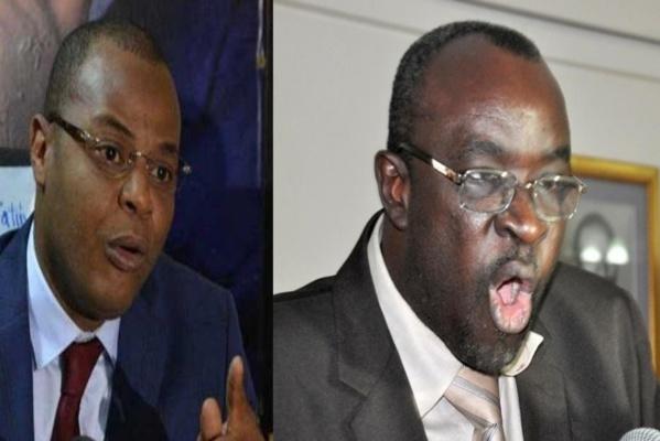 """Face au """"Fippu"""" de Wade, Mame Mbaye Niang et M.Cissé Lô théorisent le """"Jakaarlo"""": """"Ce sera désormais oeil pour oeil, dent pour dent..."""""""