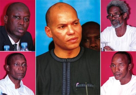 Ils sollicitent un clerc après leur boycott : La défense de Karim Wade « suit » les audiences