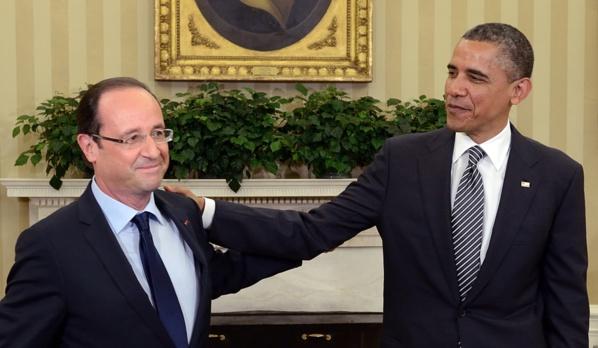 Voici l'intégralité de la lettre adressée par l'opposition à François Hollande et Barack Obama