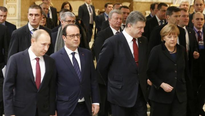 Crise ukrainienne: un accord de paix arraché à Minsk