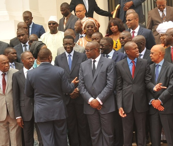 Gouvernement du Sénégal : Un remaniement en profondeur serait en vue