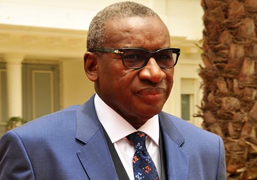 """Sidiki Kaba recadre Wade: """"C'est manquer de respect à la justice sénégalaise que de demander la délocalisation du procès de Karim Wade"""""""