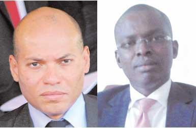 Procès Alboury Ndao/ Karim Wade : L'audience renvoyée, les deux parties s'insultent