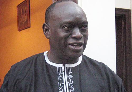 """Me El Hadji Diouf en est convaincu: """"Habré a été marabouté"""""""