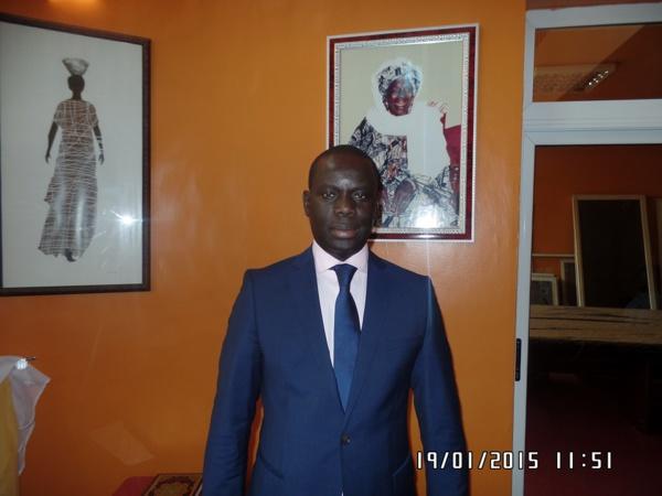 Malick Gakou victime d'un cambriolage