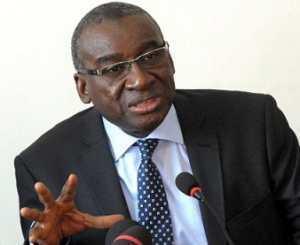 """Sidiki Kaba répond à Me Wade: """"Les fils du Sénégal seront jugés au Sénégal et par des Sénégalais"""""""