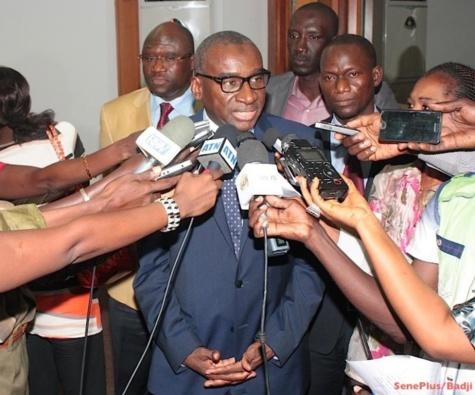 """Me Sidiki Kaba : """"On tend vers un référendum en 2016 pour la réduction du mandat présidentiel"""""""