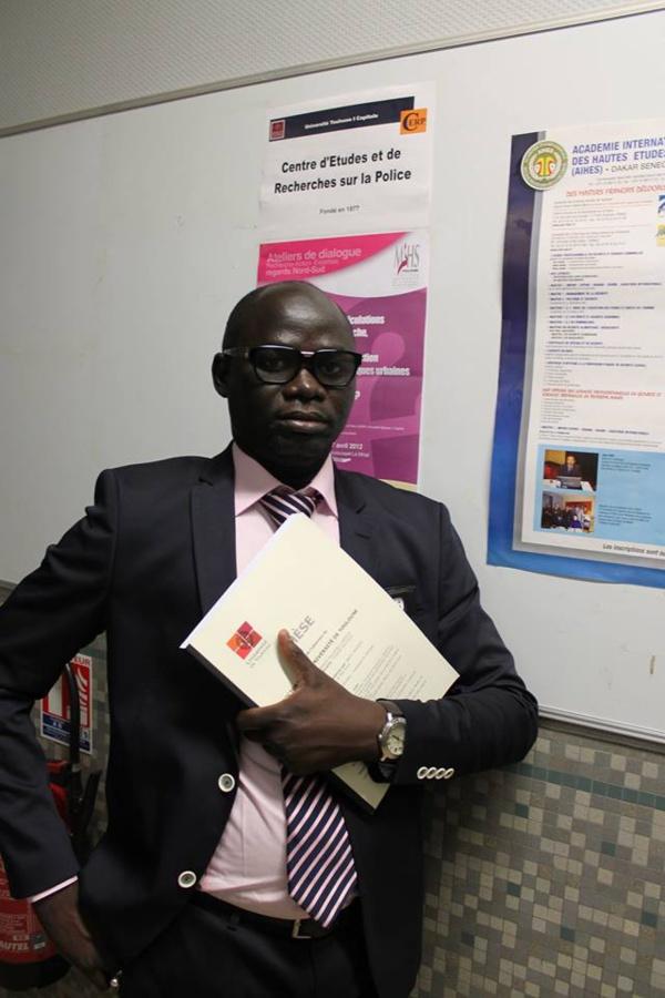 "Le Sénégal et ""sa police"" !  Par Daouda Badji"