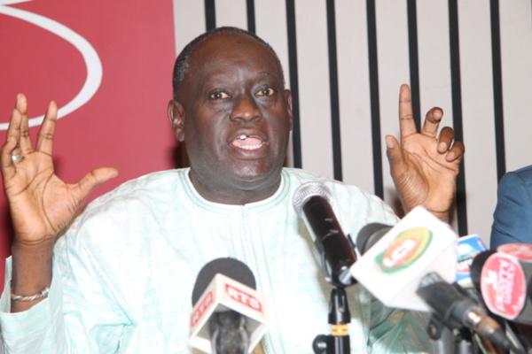 Candidature unique de Macky Sall: «On ne change pas un cheval qui gagne», selon Me El Hadj Diouf
