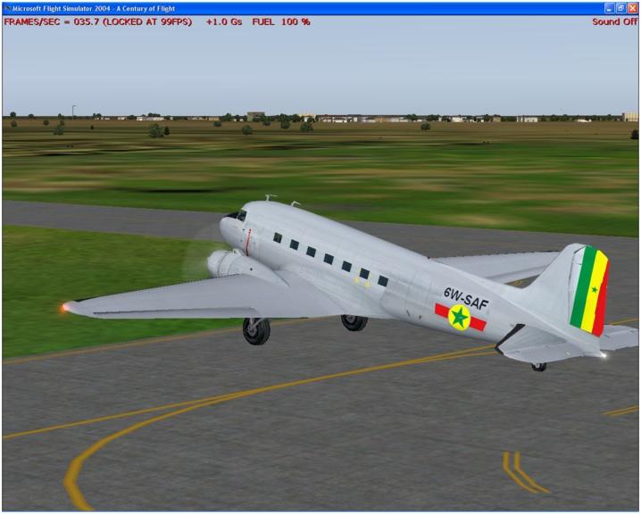 Vidéo: Une première, un Sénégalais fabrique un avion