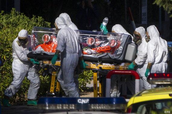 Ebola : Le transport des malades suspects sécurisé
