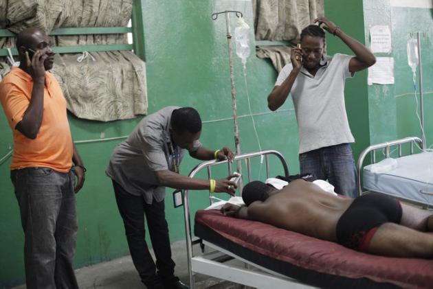 Accident au carnaval de Port-au-Prince, 16 morts