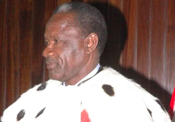 Présidence du Conseil constitutionnel: Mandiogou Ndiaye pour remplacer Cheikh Tidiane Diakhaté ?