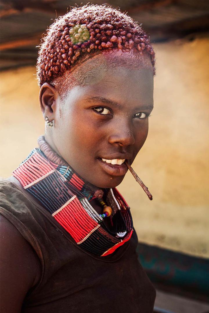 Cette photographe a pris en photo des femmes de tous les horizons et montre la diversité des beautés à travers le monde !