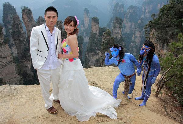 Top 15 des thèmes de mariage les plus originaux et insolites (parfois un peu chelous quand même)
