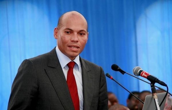 """Un avocat de Mbaye Ndiaye charge Karim Wade: """"Il s'est enrichi illicitement, c'est une flagrance"""""""