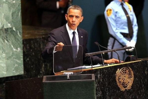 """Barack Obama : """"Les terroristes ne parlent pas au nom d'un milliard de musulmans"""""""