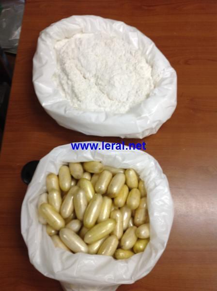 Saisie record de drogue à Koumpentoum : La Douane met la main sur 80 kg de méthamphétamine