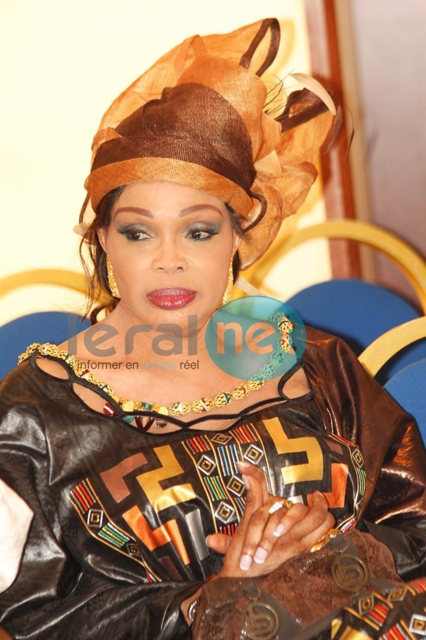 """Diouma Dieng Diakhaté (Ambassadeur itinérant) : """"Je suis entrée dans l'histoire du Sénégal..."""""""