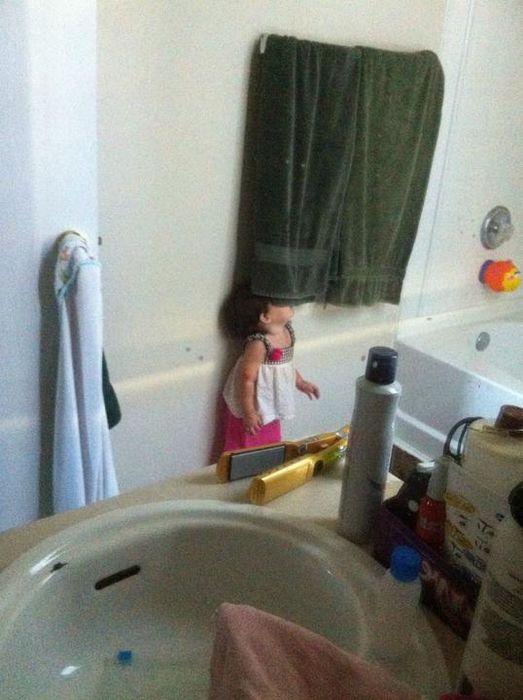 Top 20 des enfants qui jouent super mal à cache-cache