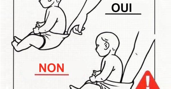 25 conseils indispensables pour apprendre à s'occuper d'un bébé. Vraiment hilarant !