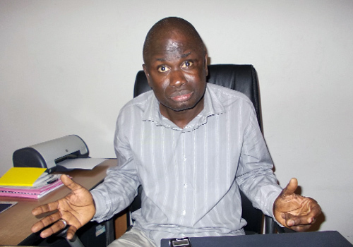 Interpellation de Massaly : Seydi Gassama dénonce et estime qu'il n'y a pas eu injures publiques