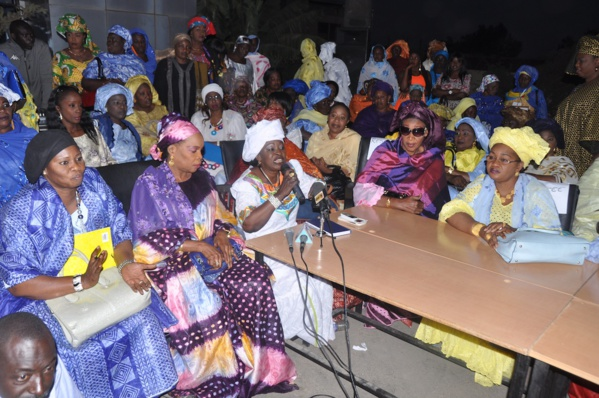 Procès Karim Wade: Les femmes du Pds menacent d'assiéger le tribunal le 23 mars !