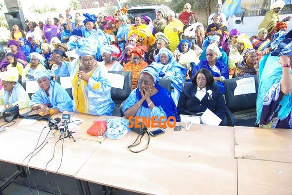 "Assemblée générale : Les femmes libérales dézinguent Aminata Tall et promettent des ""talatay Nder"" à Macky Sall"