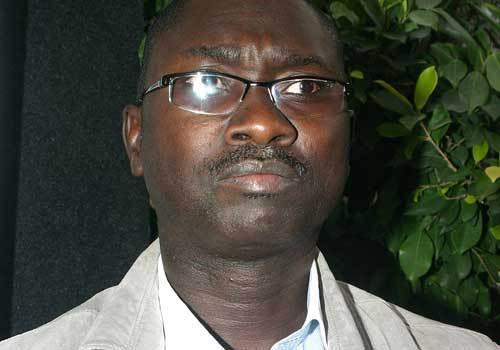 "Sidya Ndiaye : ""Ismaila Madior Fall est un chasseur de primes"""