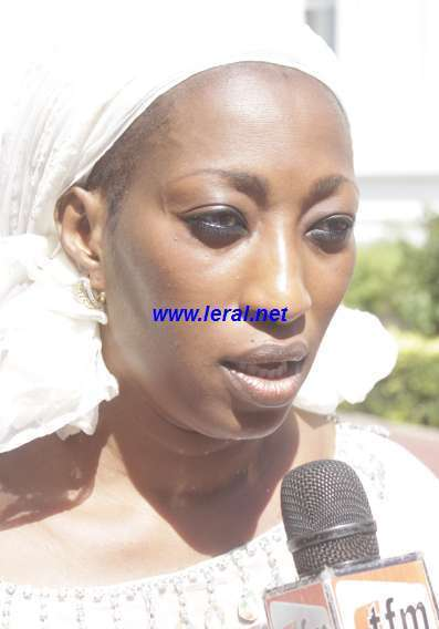 "Seynabou Gaye Touré : ""Macky Sall restera grand et digne"""