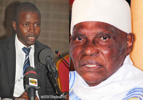 Dr Ibrahima MENDY porte-parole de l'APR Ziguinchor « WADE une catastrophe politico-humaine »