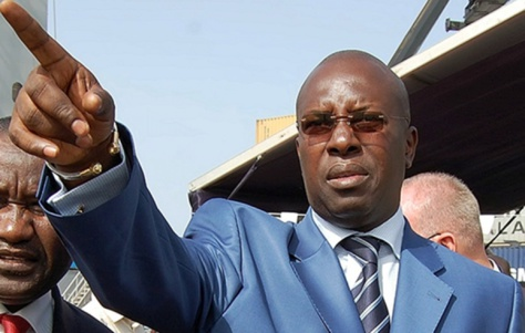 """Souleymane Ndéné Ndiaye : """"Certains membres de l'entourage de Me Wade lui font dire des propos inélégants, injurieux"""""""
