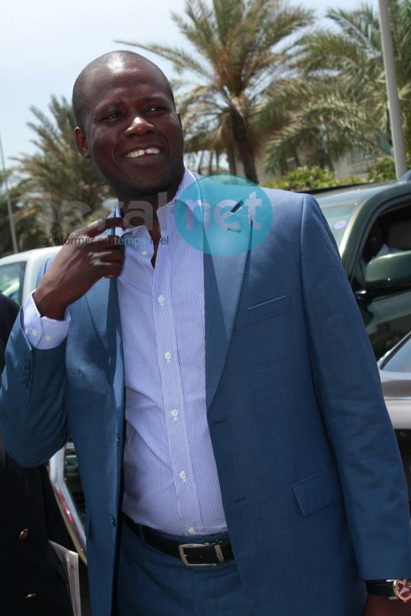Mamadou Lamine Massaly à nouveau arrêté !