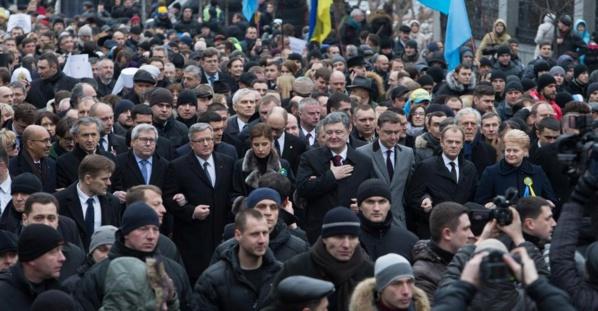 Le bloc-notes de Bernard-Henri Lévy :  L'Ukraine, le théâtre et leur double, par Bernard-Henri Lévy