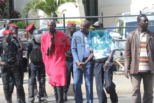 Mamadou Lamine Massaly envoyé à Rebeuss !