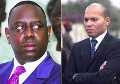 """Le mouvement ALSAK avertit : """"Si Macky Sall condamne Karim Wade, toutes les représentations diplomatiques du Sénégal seront bloquées"""""""