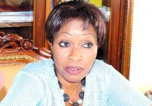 Macky Sall chez Awa Ndiaye