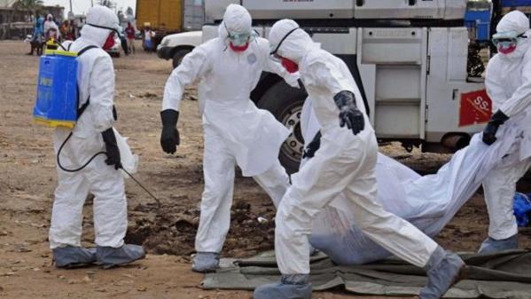 Le virus Ebola reprend son envol en Guinée: 260 nouveaux cas depuis janvier dernier