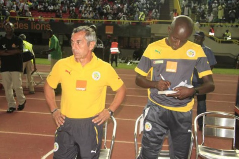 Alain Giresse tacle très sévèrement son ex-adjoint, Boubacar Gadiaga