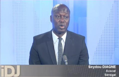 """Me Seydou Diagne soupçonné de complicité avec l'informaticien de la Crei : """"C'est de la manipulation, un mensonge d'Etat de plus"""""""