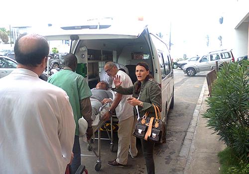 Le passeport de Bibo Bourgi confisqué par la Crei: Le FRC dénonce et exige sa restitution pour raisons humanitaires.