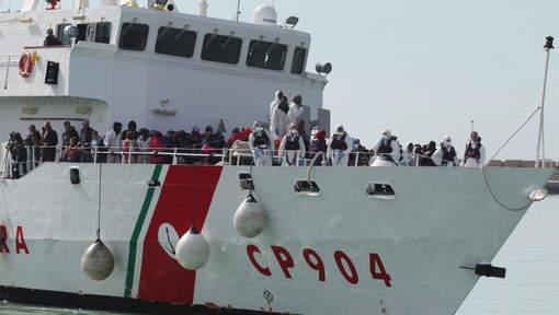 Jusqu'à un million d'immigrants de Libye en 2015