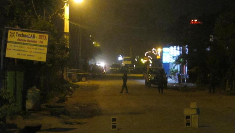 Au moins cinq morts dans une fusillade au cœur de Bamako