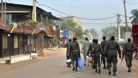Bamako frappée au cœur: une première depuis l'opération Serval
